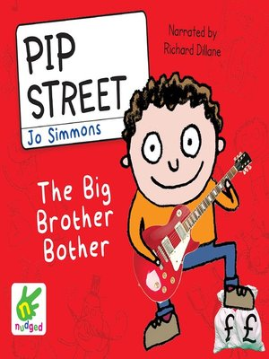 cover image of The Big Brother Bother