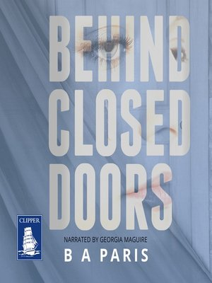 cover image of Behind Closed Doors