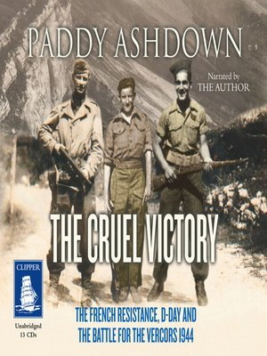 cover image of The Cruel Victory