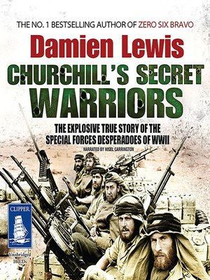 cover image of Churchill's Secret Warriors