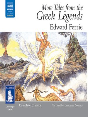 cover image of More Tales from the Greek Legends