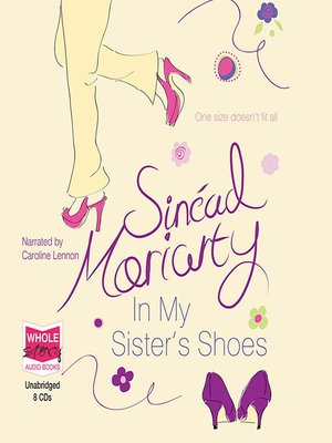 cover image of In My Sister's Shoes