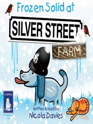 cover image of Frozen Solid at Silver Street Farm
