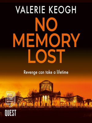cover image of No Memory Lost