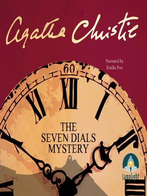 cover image of The Seven Dials Mystery