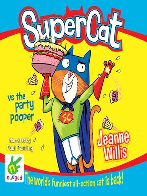 cover image of Supercat vs the Party Pooper
