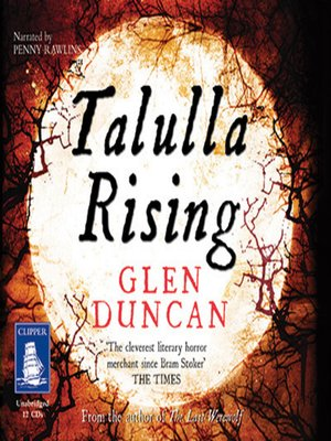 cover image of Talulla Rising