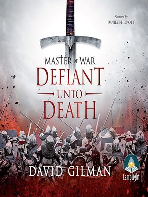 cover image of Master of War--Defiant Unto Death