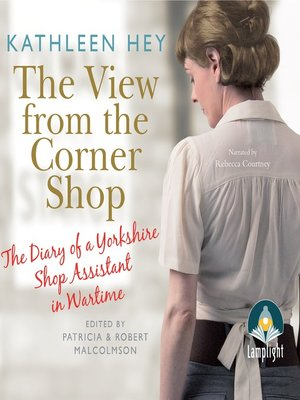 cover image of The View From the Corner Shop