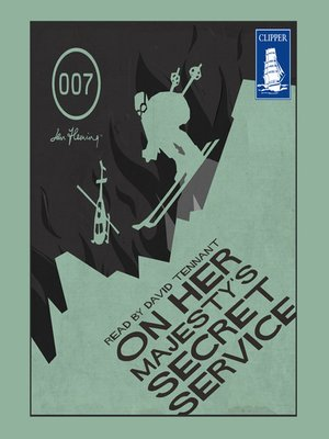 cover image of On Her Majesty's Secret Service