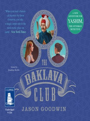 cover image of The Baklava Club