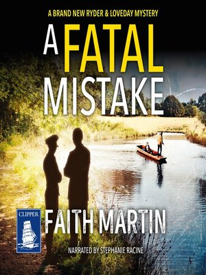 cover image of A Fatal Mistake
