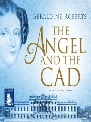 cover image of The Angel and the Cad