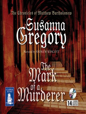 cover image of The Mark of a Murderer