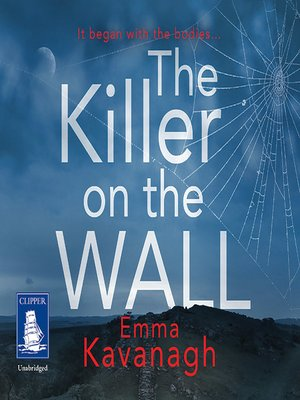 cover image of The Killer On the Wall