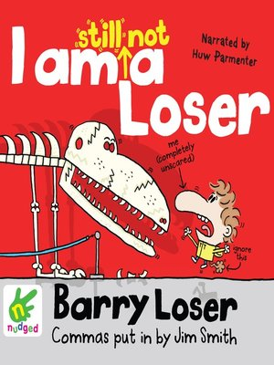 cover image of Barry Loser--I am still not a Loser