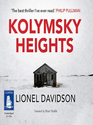 cover image of Kolymsky Heights