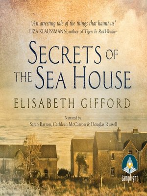 cover image of Secrets of the Sea House