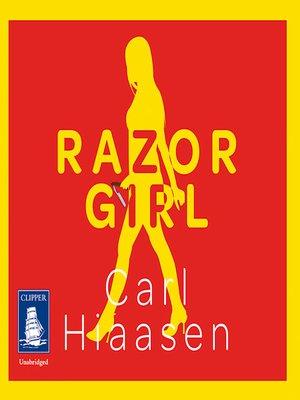 cover image of Razor Girl