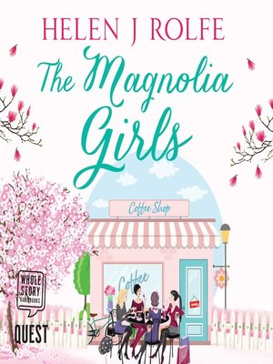 cover image of The Magnolia Girls