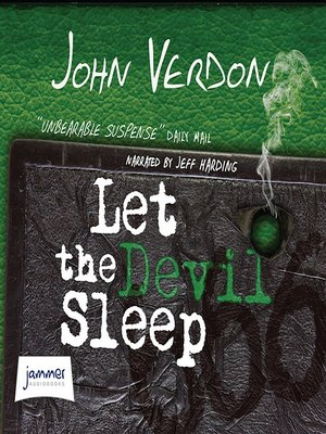 cover image of Let the Devil Sleep