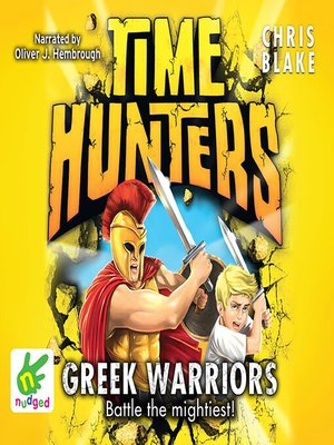 cover image of Time Hunters--Greek Warriors