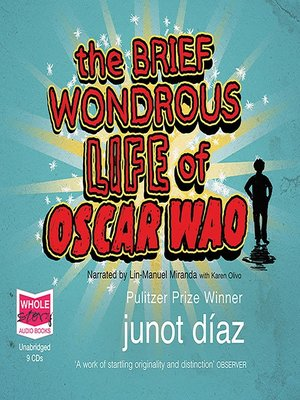 cover image of The Brief Wondrous Life of Oscar Wao