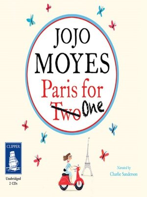 cover image of Paris for One