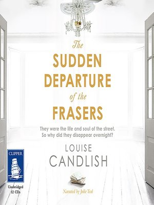 cover image of The Sudden Departure of the Frasers