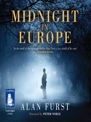 cover image of Midnight In Europe