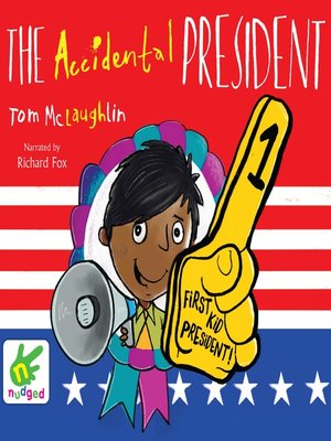 cover image of The Accidental President