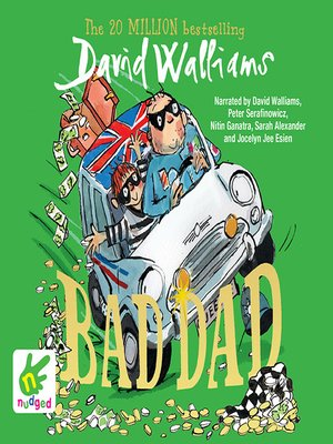 cover image of Bad Dad