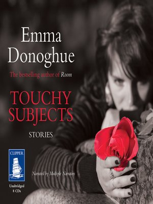 cover image of Touchy Subjects