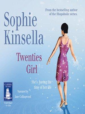 cover image of Twenties Girl
