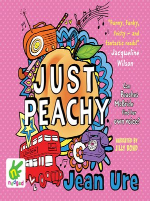 cover image of Just Peachy