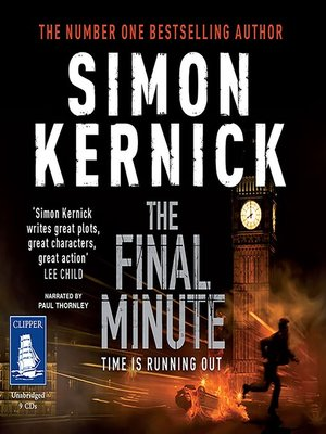cover image of The Final Minute