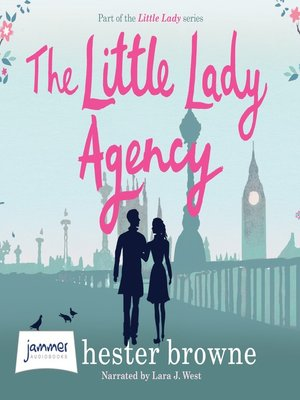 cover image of The Little Lady Agency