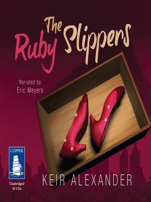 cover image of The Ruby Slippers