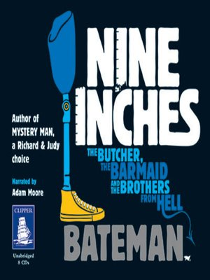 cover image of Nine Inches