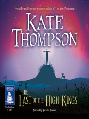 cover image of The Last of the High Kings