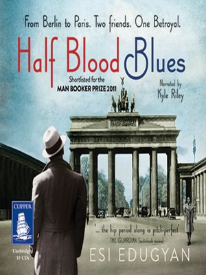 cover image of Half Blood Blues
