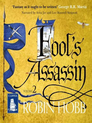 cover image of Fool's Assassin Volume 2