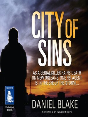 cover image of City of Sins