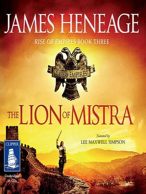 cover image of The Lion of Mistra