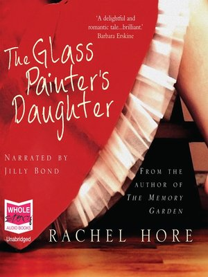 cover image of The Glass Painter's Daughter