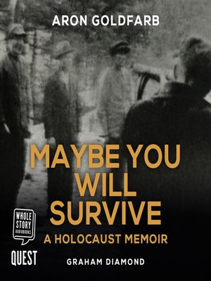 cover image of Maybe You Will Survive