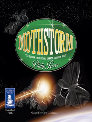 cover image of Mothstorm