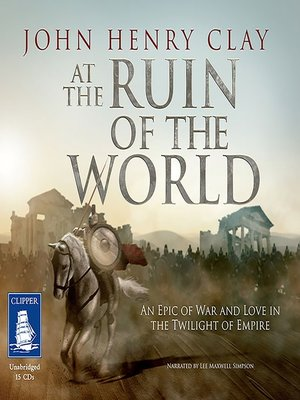 cover image of At the Ruin of the World