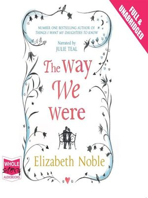 cover image of The Way We Were