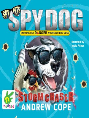 cover image of Spy Dog